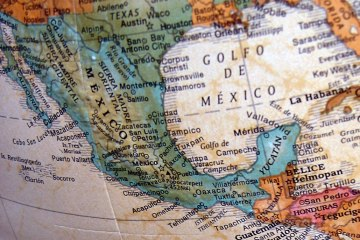 US Embassy And Other Consulates In Mexico Mexico Travel Guide - Map of us embassies in mexico